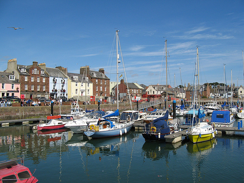 Fife Fishing Villages & St Andrews