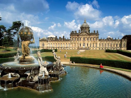 Castle Howard & York