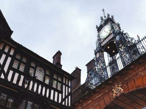 Charming Chester & Liverpool
