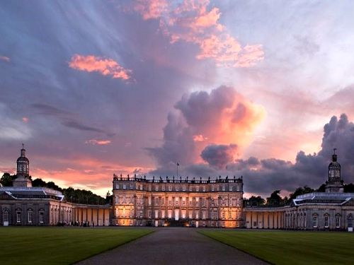 Hopetoun House & Perth