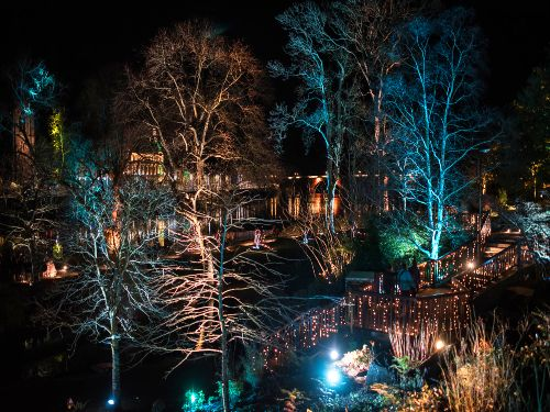 Perth Winter Lights Festival & Burns
