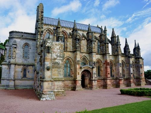 Rosslyn Chapel & Peebles
